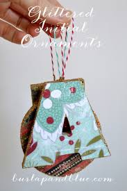mod podged initial ornaments a tutorial