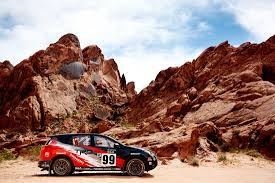 toyota rally car toyota rav4 rally car revealed autoguide com news