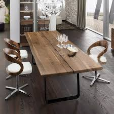 Popular Dining Tables Amazing Dining Table Metal And Wood Pythonet Home Furniture For