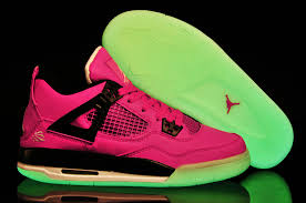 New Light Up Jordans Jordan Sneakers Online New York Nike Air Jordan 4 Women U0027s Retro