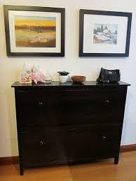 black shoe organizer cabinet with doors comqt