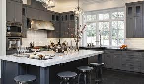Grey Kitchen Design Ideas For Modern Kitchen Home Furniture - Kitchen cabinet color trends