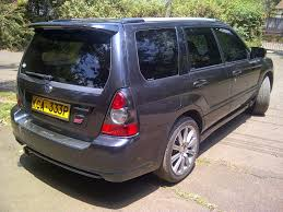 nairobimail subaru forester sti 2007 red top engine 6 speed manual