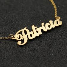 personalized name pendant aliexpress buy 925 solid silver customized name pendant