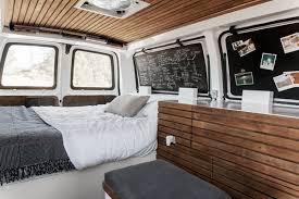 Conversion Van Interiors The Vanual Complete Guide To Living The Van Life