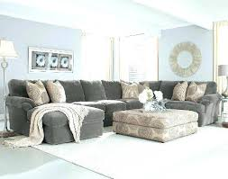 Suede Sectional Sofas Microsuede Sectional Sofas Cream Dream Microfiber Sectional Sofa