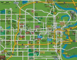 Maps Omaha Areas Of Omaha Neighborhoods Downtown Central