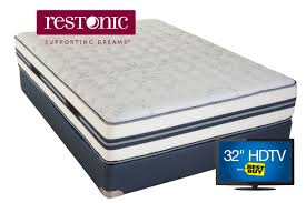 Restonic Comfort Care Select Pensacola Collection - Gardner white furniture bedroom set