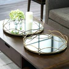 linon home decor tray table set faux marble brown home decor tray why you should use trays in your home decor