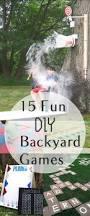 Backyard Ideas For Summer 15 Fun Diy Backyard Games Excellent Ideas For Summer Bbqs Or