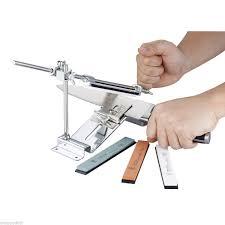popular kitchen knife sharpener sharpening system buy cheap