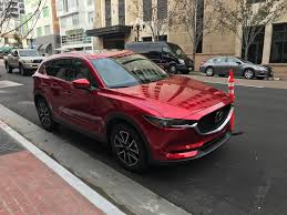 mazda car brand brand new 2017 mazda cx 5 spotted in downtown san diego mazda