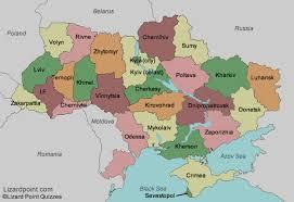 ukraine map test your geography knowledge ukraine in flux regions quiz