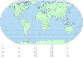 Correct Map Of The World by A Blank Map Thread Page 222 Alternate History Discussion