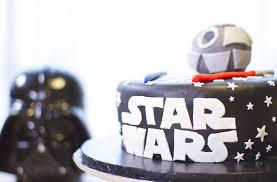 cuisine notre famille gateau wars étoile de la mort wars cake