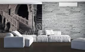 Wohnzimmerm El Minimalistisch Fototapeten Treppen U2022 Größe Der Wand Myloview De
