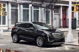 crossover cars 2017 new 2017 cadillac xt5 crossover arrives in april