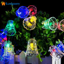 popular christmas bell lights outdoor buy cheap christmas bell