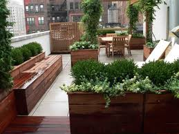Roof Gardens Ideas Fresh Simple Rooftop Garden Ideas Makeovers Terrace Home