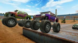 monster truck race games monster truck racing simulator 1 5 apk download android racing games