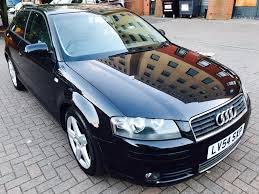 audi a3 2 0 tdi 3 door diesel full service history recently