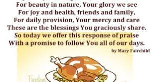 thanksgiving prayers page 12 festival collections
