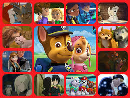 favorite animated couples animated couples