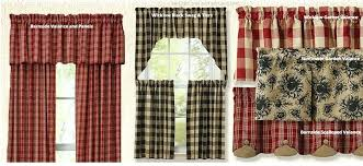 Country Style Kitchen Curtains And Valances Country Curtains For Kitchen For Wonderful Country Style Kitchen