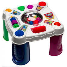 Baby Einstein Activity Table Fisher Price Baby Toddler Toy Musical Poptivity Activity Table