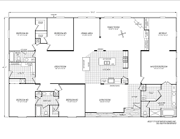 Public Bathroom Floor Plan by Riverknoll 45765m Fleetwood Homes
