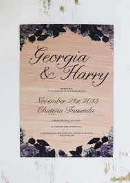 wedding invitations adelaide wooden invitations sail and swan