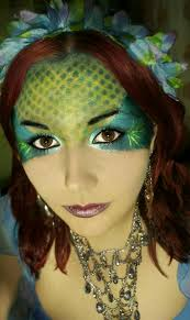 Makeup Halloween Costume by The 64 Best Images About Halloween Costume On Pinterest Mermaids