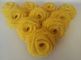 burlap flowers yellow burlap flowers 12 pk bflowers yellow 2 5 12pk 24 95