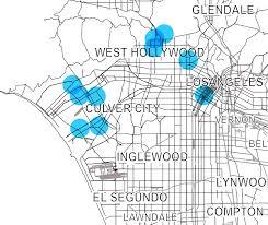 Culver City Map Smash U0026 Grab