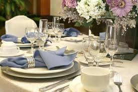 setting dinner table decorations dinner table decorations for dinner parties simple white place