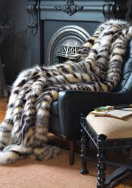 Fake Fur Throws Faux Fur Home Decor And Accents We Love Furniture U0026 Home Design