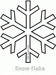 templates for snowflakes simple snowflake drawing at getdrawings com free for personal use