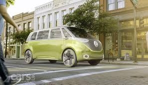 electric volkswagen with 300 mile range to debut at paris motor