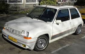 1985 renault alliance convertible renault 5 wikipedia