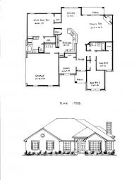amazing single story house plans indian style contemporary best