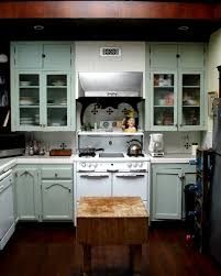 Arts And Crafts Kitchen Cabinets by Al U0027s Eclectic And Beautiful Arts U0026amp Crafts Kitchen Kitchn