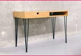 bureau bois massif blanc bureau en bois massif 264581 meuble bureau bois massif marine