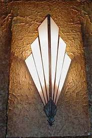 Antique Art Deco Wall Sconces Delightful Decoration Art Deco Wall Sconces Crafty Inspiration