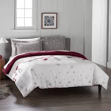 Polar Fleece Duvet Cover Duds Polar Bears Flannel Duvet Cover Set