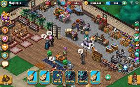 best rpg for android now you can run your own rpg shop in cloudcade s new shop
