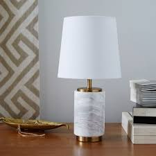 west elm bedroom lighting small pillar table l marble west elm
