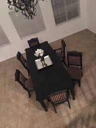 britannia rose dining room set ashley furniture furniture in