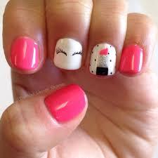best 25 pink gel nails ideas on pinterest sparkle gel nails