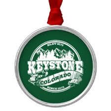 keystone colorado ornaments keepsake ornaments zazzle