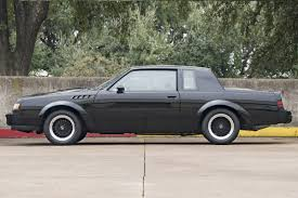 Buick Grand National Car Last Buick Grand National Sells At Mecum For Record Price